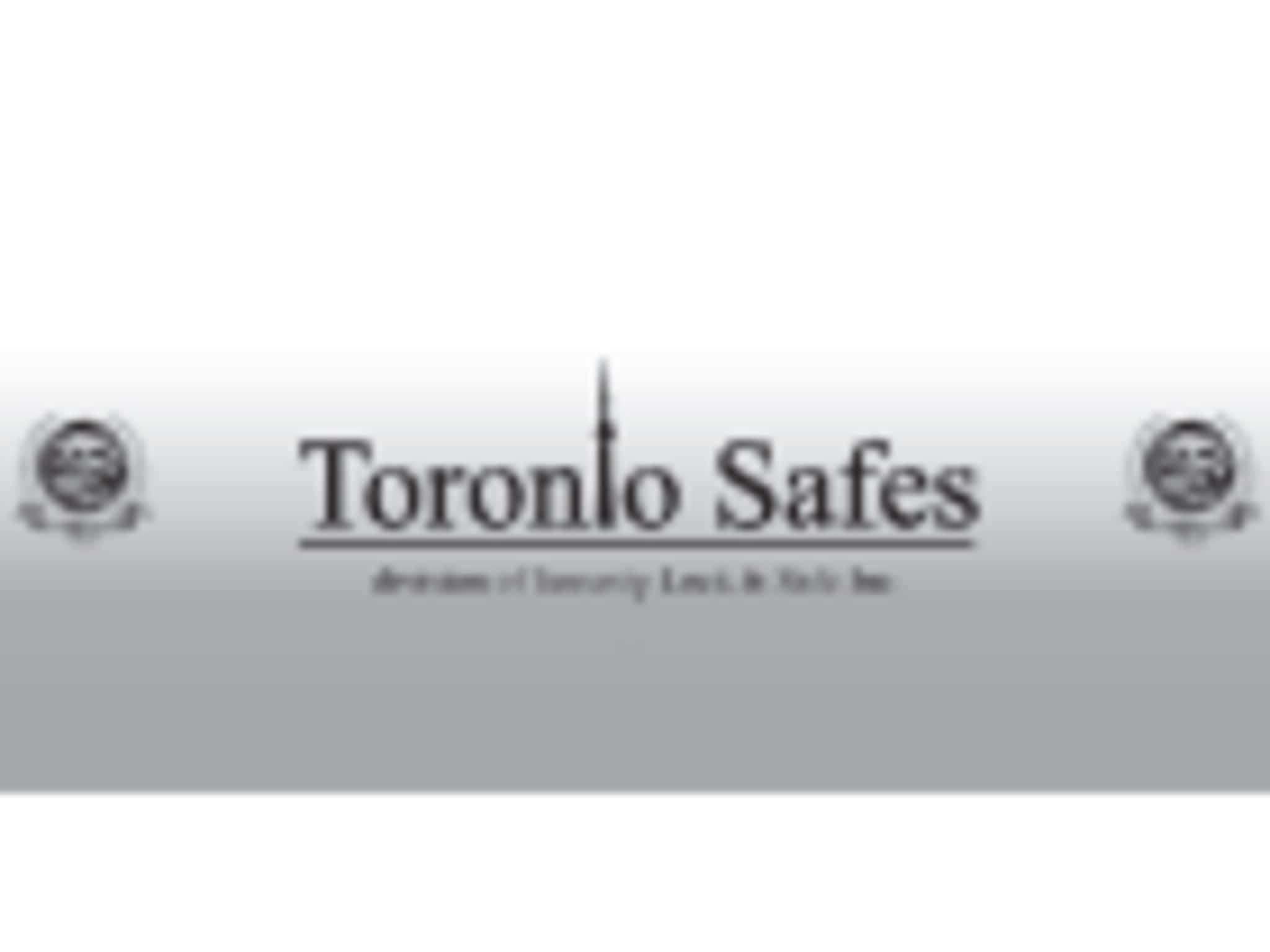 photo Toronto Safes