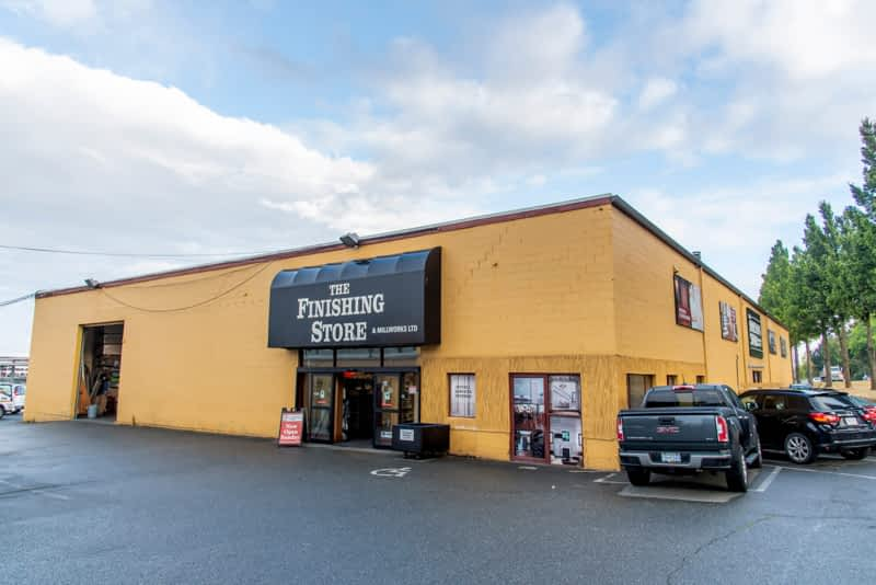 photo The Finishing Store & Millworks Ltd