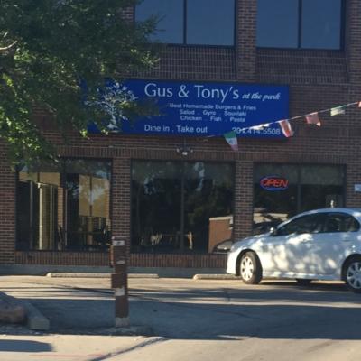 Gus & Tony's Restaurant At The Park - Restaurants - 204-414-5508
