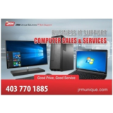 View JRM Unique Computer Solutions's Calgary profile