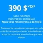 Crématorium de Québec - Services funéraires Azur incineration - Crématoriums et service de crémation - 418-688-0505