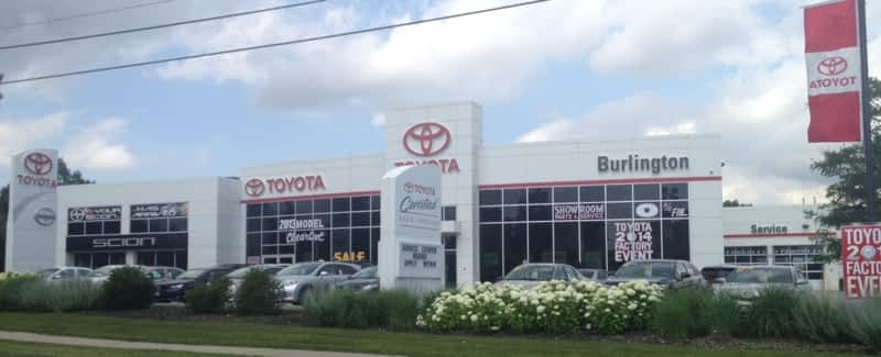 Burlington toyota scion burlington on 1249 guelph for 98 degrees tanning salon scarborough