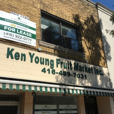 Young Ken - Grocery Stores - 416-489-7031