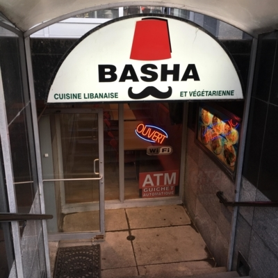 Basha - Middle Eastern Restaurants - 514-807-7097
