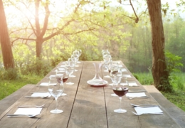Top Toronto restaurants in green spaces and outdoor dining