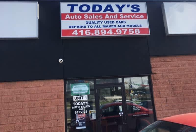 photo Today's Auto Sales & Service